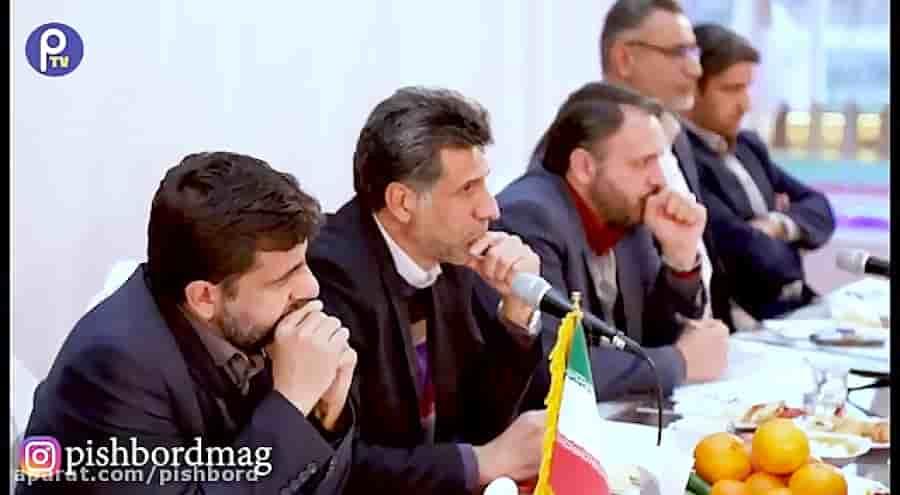 برای اولین بار نشست صمیمی مدیر کل صدا و سیمای اصفهان با هنرمندان اصفهان