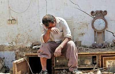 اینجا فقر، سیل و بیخانمانی تا مغز استخوان را میسوزاند/ مردم: میترسیم که فراموش