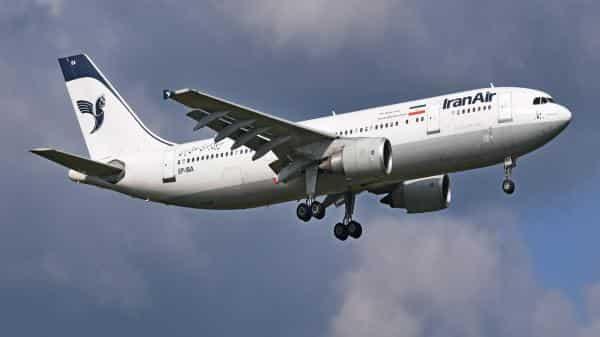 خودداری ایتالیا از ارائه سوخت به هواپیمای ایران ایر