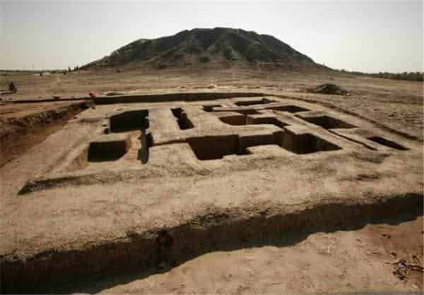 خسارت سیل به آثار تاریخی و محوطه های باستانی جنوب استان کرمان