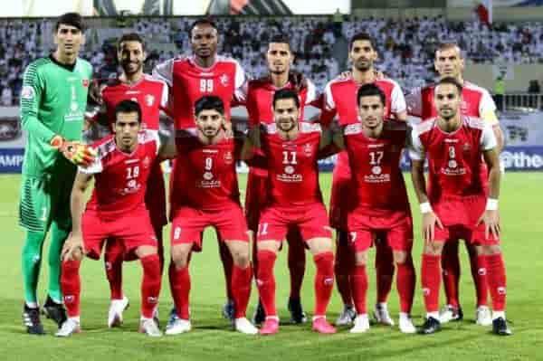 پرسپولیس برترین تیم ایران و پنجم آسیا