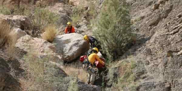 مرگ یک نفر در اصفهان به دلیل سقوط از کوه صفه