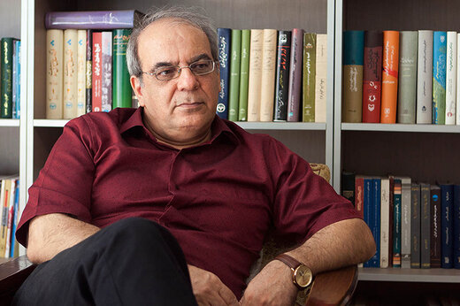 طعنه عباس عبدی به محمد باقر قالیباف/ با این میزان رأی مگر آبرویی برای آدم میماند