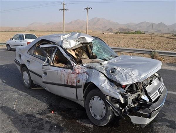 تصادف در در محور اردستان - نایین/ ۱۱ کشته و مصدوم