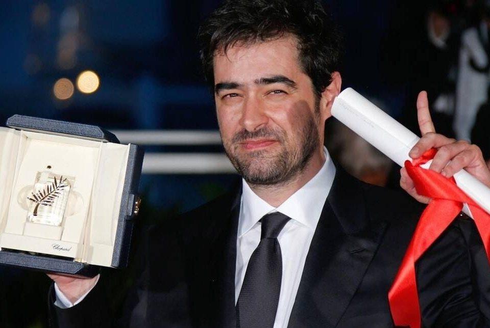 شهاب حسینی؛ دارنده جایزهٔ بهترین بازیگر مرد جشنواره فیلم کنشهاب حسینی؛ دارنده جایزهٔ بهترین بازیگر مرد جشنواره فیلم کن