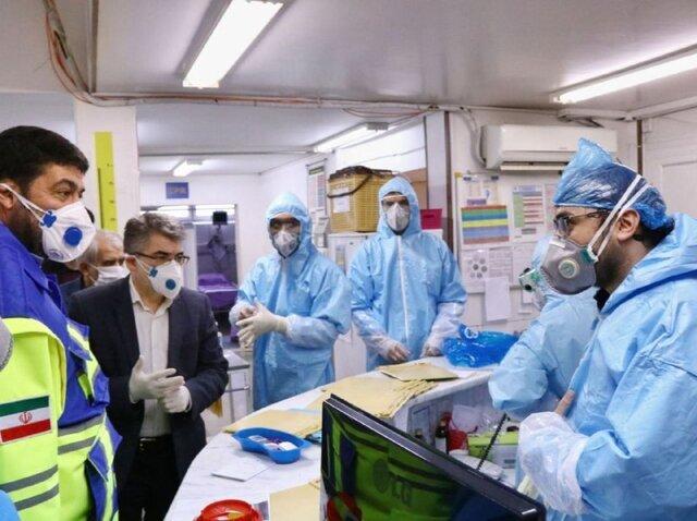 نادیده گرفتن پروتکلها و افزایش آمار بیماران بدحال کرونا در اصفهان