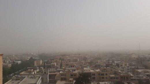 آلودگی هوای اصفهان در هاله ای از ابهام