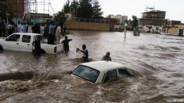 سیل در ایران جان چهار نفر را گرفت/ بالا آمدن ناگهانی سطح آب رودخانههای فصلی و مسیلها