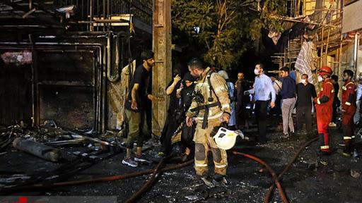 انفجار کلینیک درمانی واقع در شمال تهران؛ ۱۹ کشته و ۱۴ مصدوم