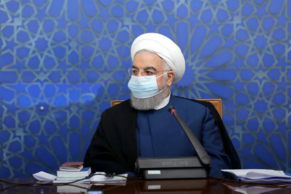 روحانی: کسانی که پروتکلهای بهداشتی را در ماه محرم رعایت نکنند مجازات می شوند!