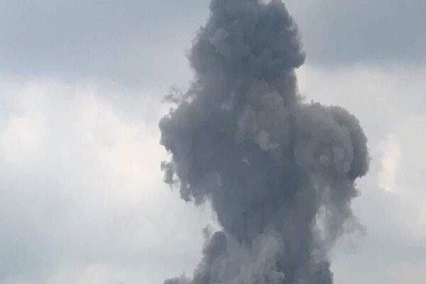 یک جانباخته در انفجار در شهرک صنعتی رازی شهرضا