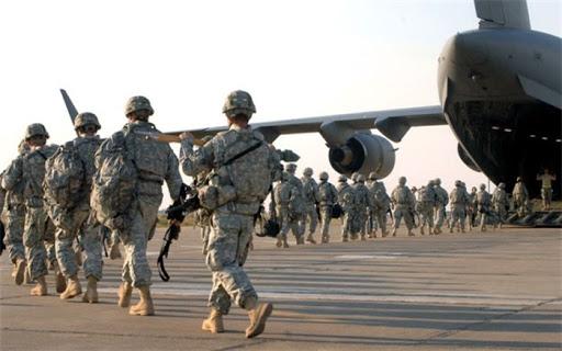 خروج نیروهای نظامی آمریکا از عراق