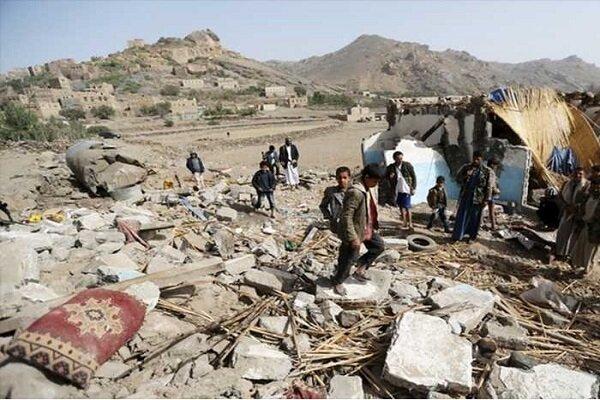 چنگ در یمن