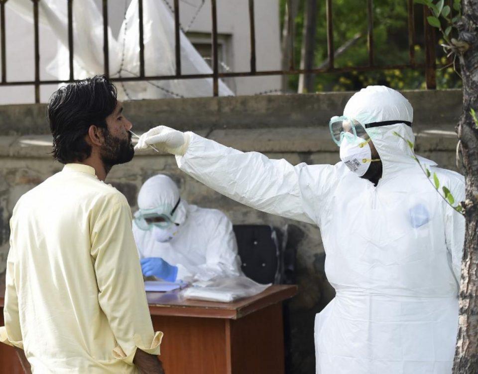 واکسن کرونا در افغانستان